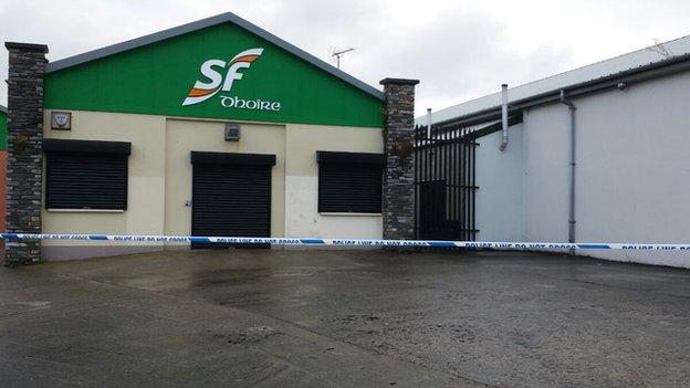 Sinn Féin office