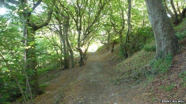 Parc Natur Penglais, Ceredigion