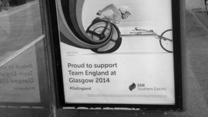 The Proud to support Team England