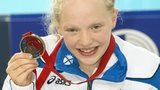 Erraid Davies raced to bronze at Glasgow 2014