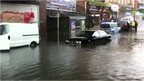 Ruislip hit with flash flooding