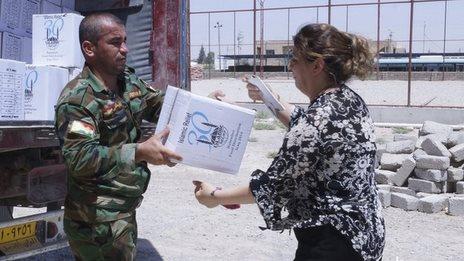 France offers Iraq Christians asylum