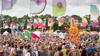 BBC News - De la Soul named headline act for Womad festival