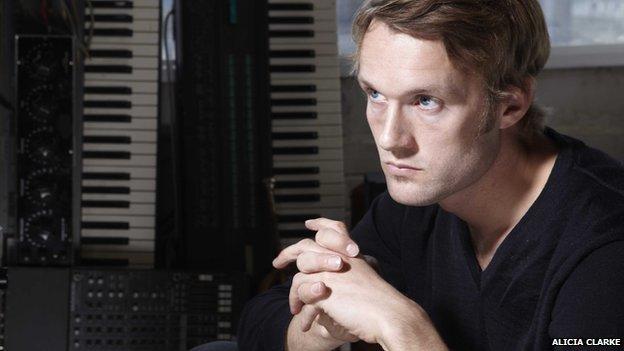 Composer Gabriel Prokofiev