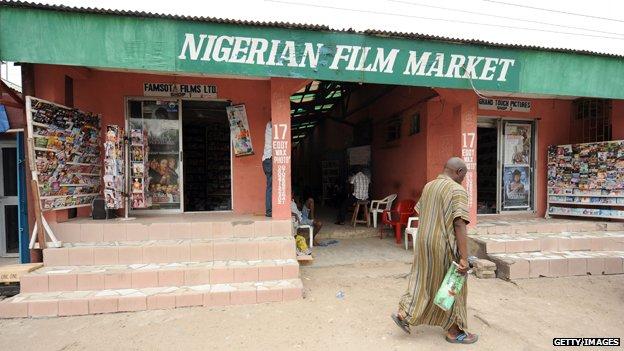 Nigerian Film Market