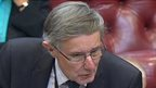 Labour transport spokesman Lord Rosser
