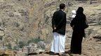 Yemen couple