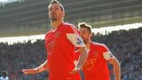 Morgan Schneiderlin and Jay Rodriguez