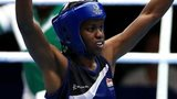Nicola Adams of England