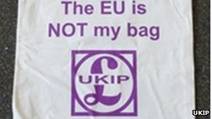 Anti EU bag