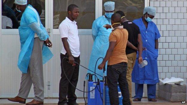 (社会)死于埃博拉病毒: 玛丽亚人生最后三天 (20 张照片) - 清风细雨 - 清风细雨