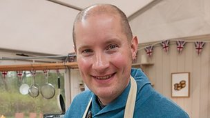 Richard will take part in the Great British Bake Off