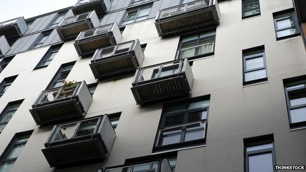 Glasgow flats