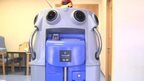 The robot cleaner