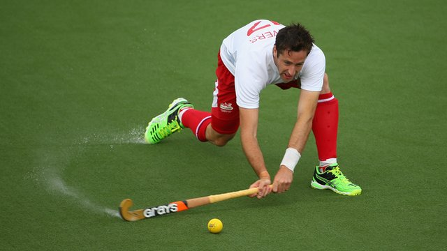 Glasgow 2014: England men's hockey team lose to New Zealand