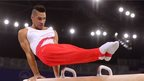 Louis Smith at Glasgow 2014