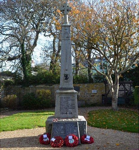 Alderney War Memorial