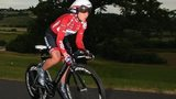 Cyclist Emma Pooley