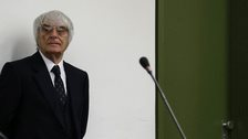 F1 boss Bernie Ecclestone waits in the courtroom in Munich - 29 July 2014