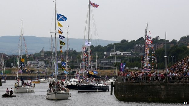 commonwealth flotilla