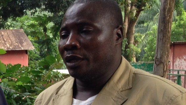 Seleka's Major General Joseph Zoundeiko