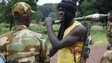 Seleka fighters in Lioto, CAR  - June  2014