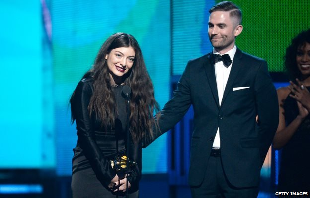 Lorde and Joel Little