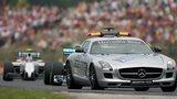 Safety Car at Hugnary GP