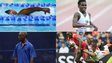 Kenyan para-sport swimmer Ann Wacuka, Rosefelo Siosi from the Solomon Isles who ran in the 5,000m, Squash player Ntholeng Lechesa from Lesotho and the Ugandan rugby sevens team