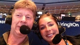 Jim spence and eve muirhead