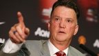 Aura of authority: How Van Gaal differs from Moyes