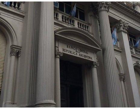Argentina central bank