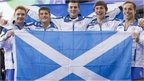 Scottish gymnasts
