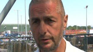 Barry Sweeney