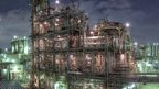 A factory in Japan