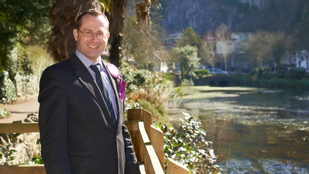 Jake Haynes, former UKIP PPC for Wells seat