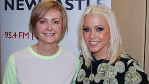 Ingrid Hagemann with Amelia Lily