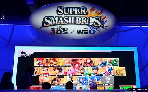 Super Smash Bros at E3