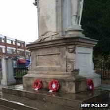 Lewisham war memorial