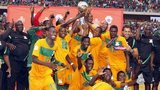 Zambia won the 2103 Cosafa Cup