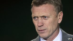 David Moyes is in the clear after an alleged assault on May 21
