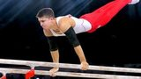 English gymnast Max Whitlock
