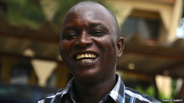 Dr Khan in Sierra Leone