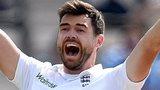 England's James Anderson