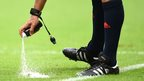 Premier League to use vanishing spray