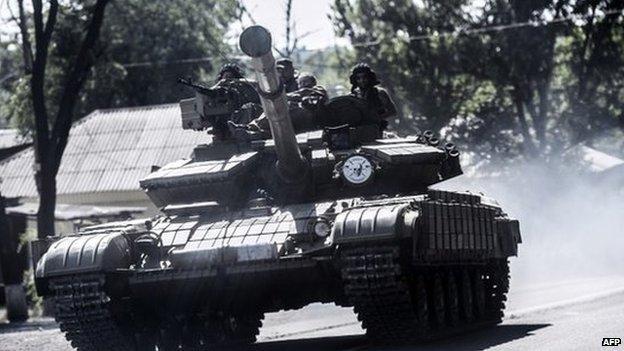 Nato 'unprepared' for Russia threat, say MPs
