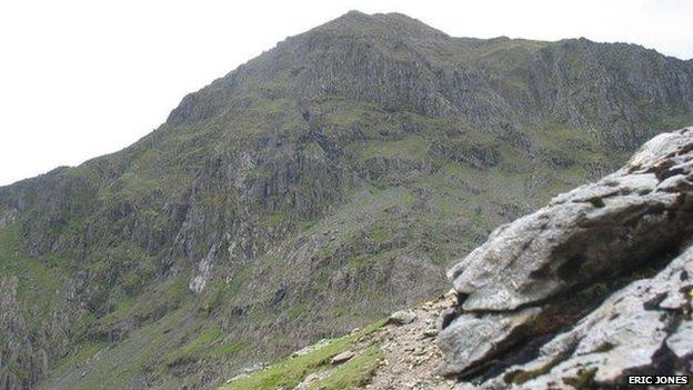 Clogwyn y Garnedd