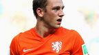 Lazio sign Dutch defender De Vrij