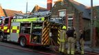 Fire at Birchgrove primary