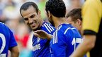 Fabregas scores in Chelsea friendly win